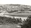 Overlooking the Harbour circa 1880's