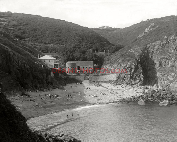 Petit Bot Bay in the 1930's