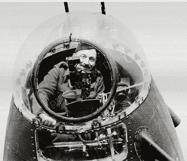 Bomb aimer- Avro Lancaster