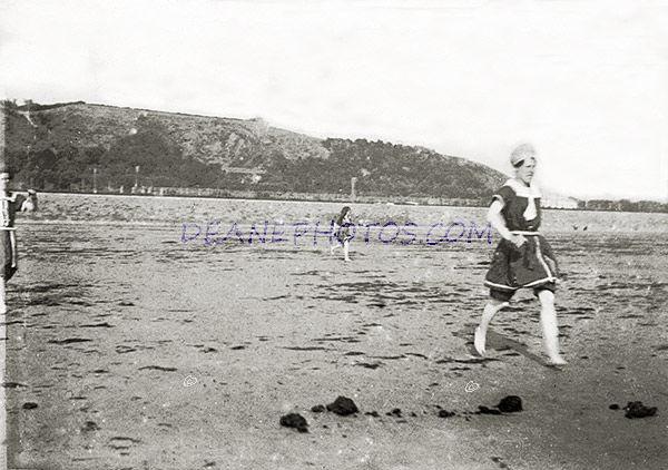 St Helier Bathing Scenes No 1