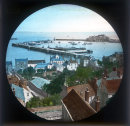 St Peter Port Harbour in Edwardian times