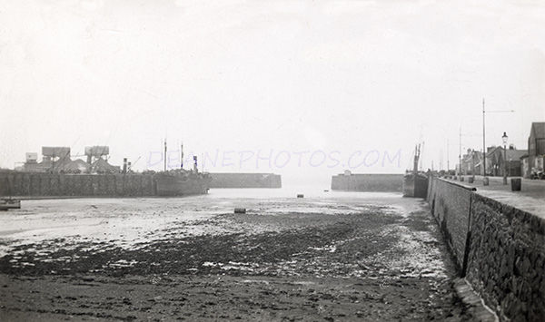 St Sampsons Harbour in the 1930's