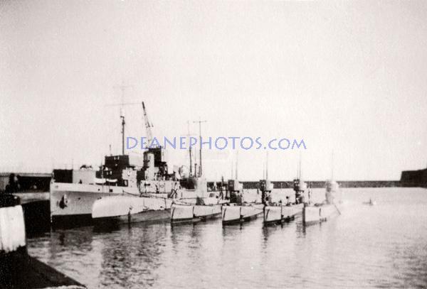 H Class Submarine Photo 1