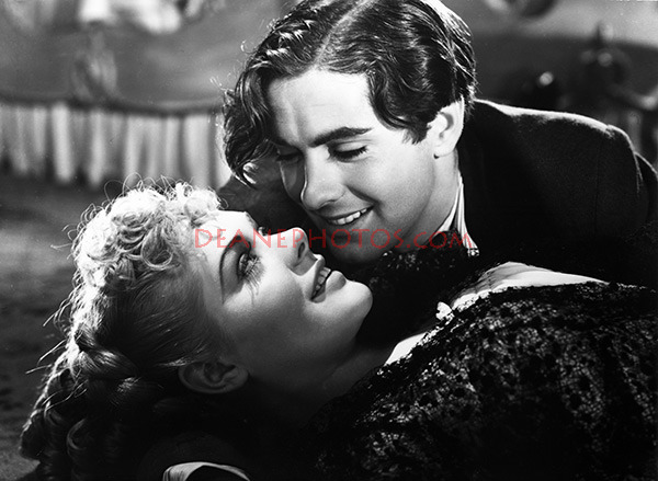 Tyrone Power & Alice Faye