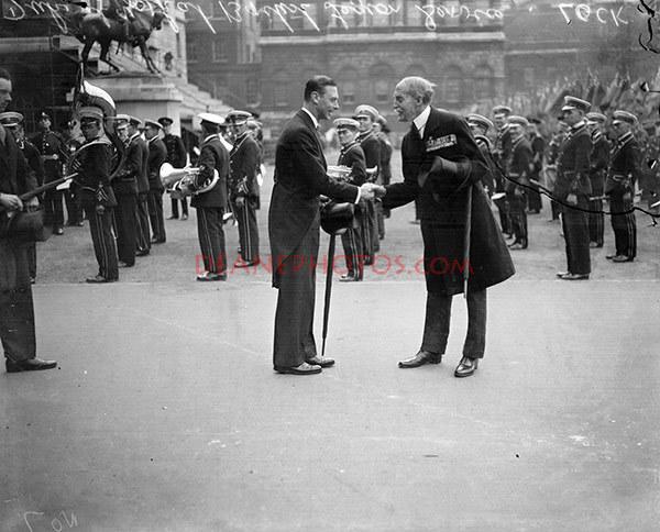 img283 Duke of York at British Legion Service No7 of 8