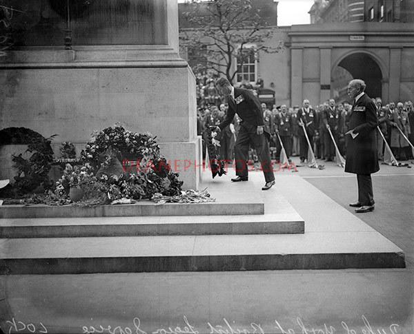 img284 Duke of York at British Legion Service No5 of 8