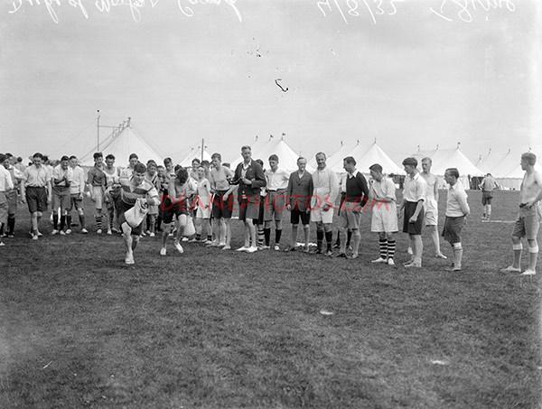 img301 Duke of Yorks Camp 4th Aug 1932