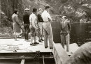 Inspection of the work so far - July 1940