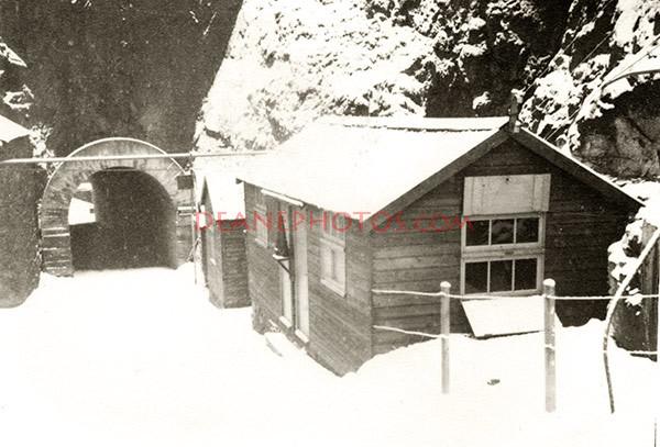 Snow in Dec 1939