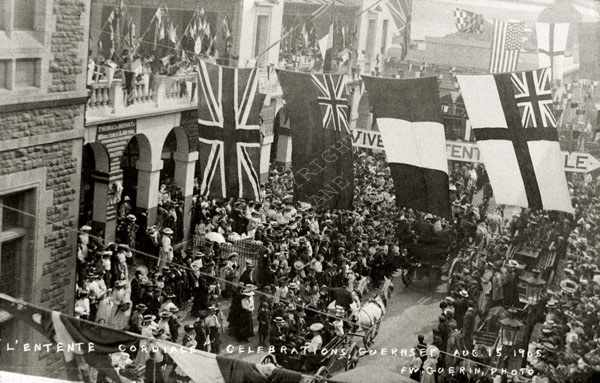 L'Entente Cordiale Celebrations 1905
