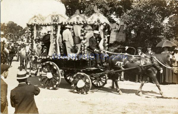 pencil-Coronation-Celebrations-St-Saviours-1911