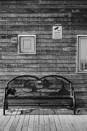 Bench Under Watch - Ajay Prasannan
