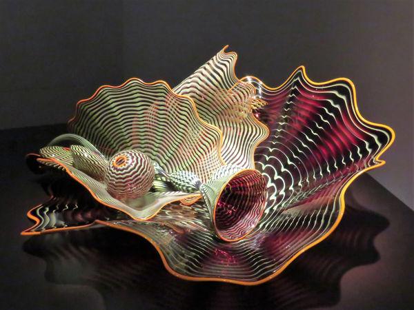 Chihuly Glass  - Steve Freeder