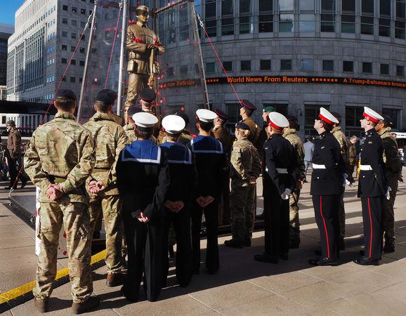 Honouring a Hero - Shylaja Muringoor