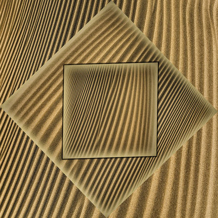 Lines within Squares - David Tyrrell