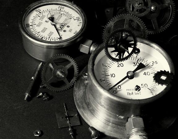Pumps - Alan Swailes