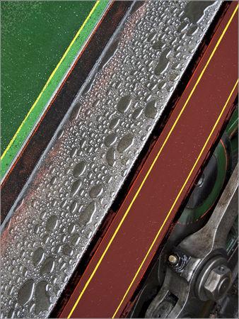 Railway Lines - Alan Simpson