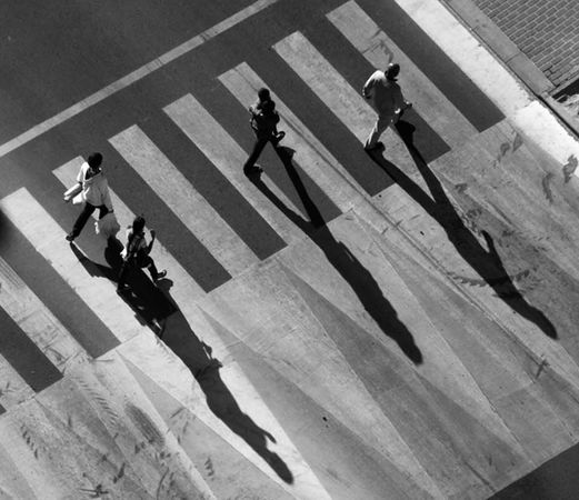Shadow Crossing - Alan Taylor