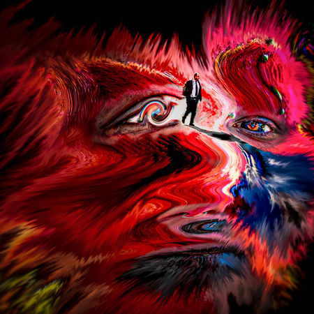 Walking On The Wild Side-George Mayne