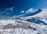 Breacon Beacons Snow