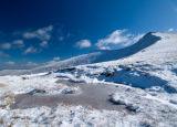 Breacon Beacons Snow