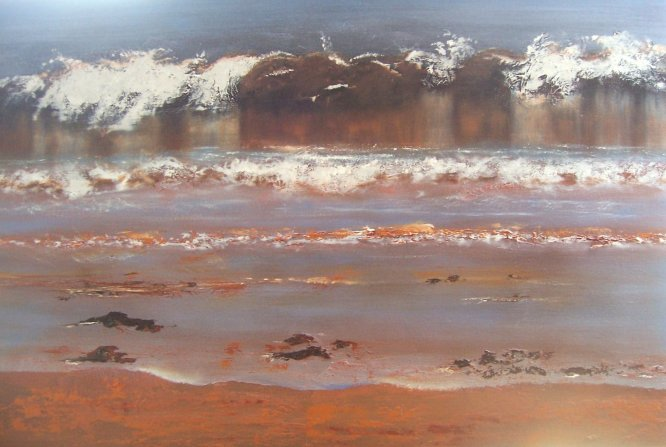 Waves #1 (sold)
