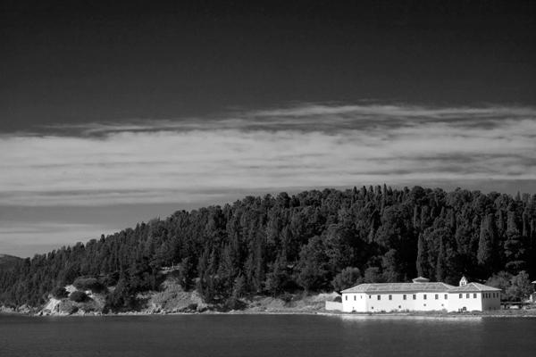 Island Monastery of Zvërnec
