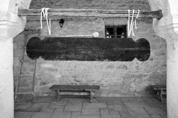 Semantron, Ardenica Monastery