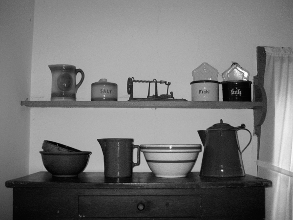 Kitchen Implements and Housewares