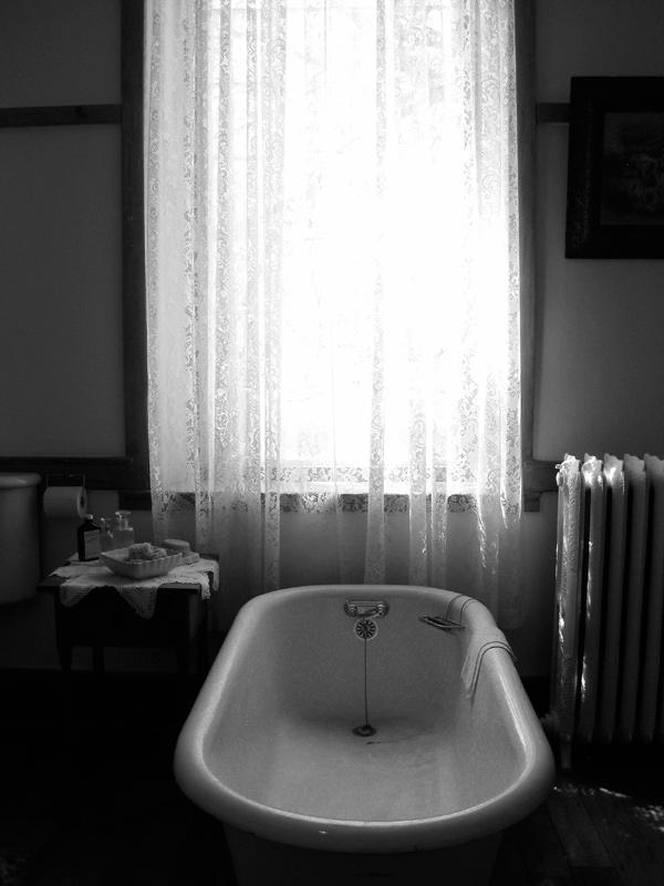 Bathtub and Window