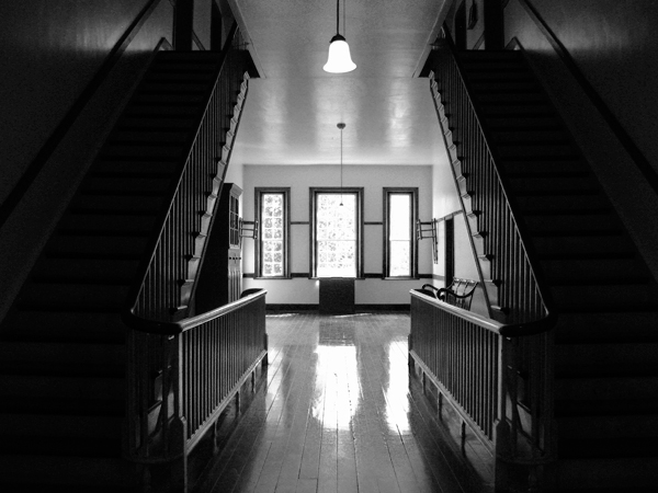 Hall and Stairs