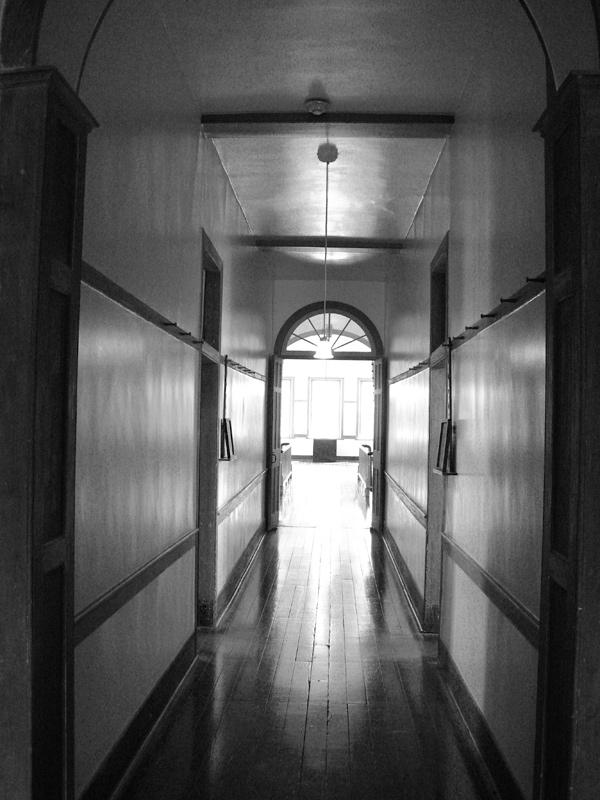 Hallway Symmetry