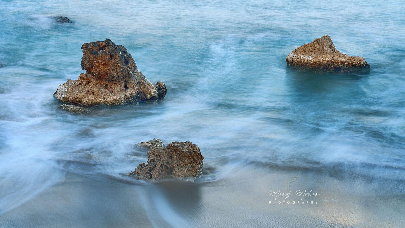 Paphos coast