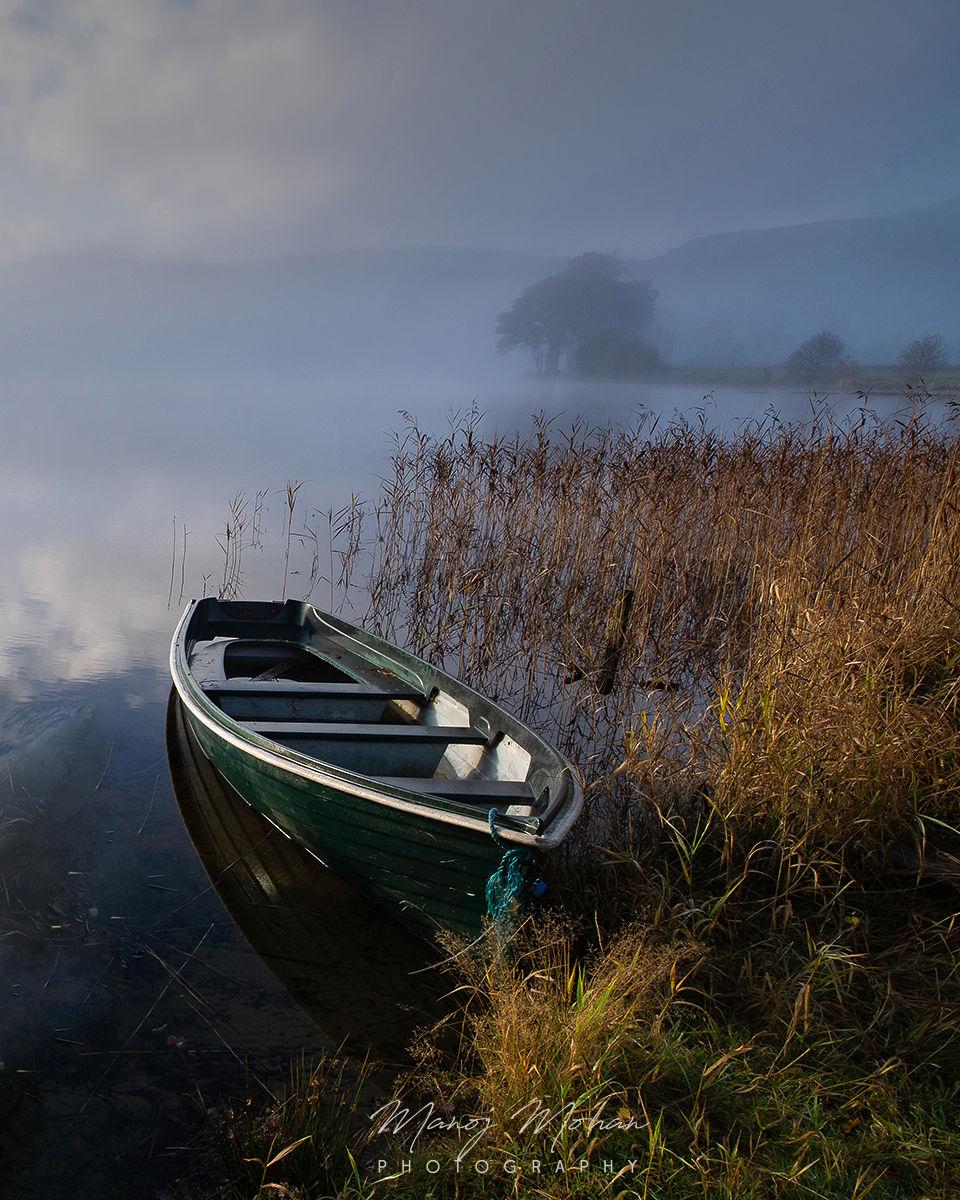 Morning, Loch Ard