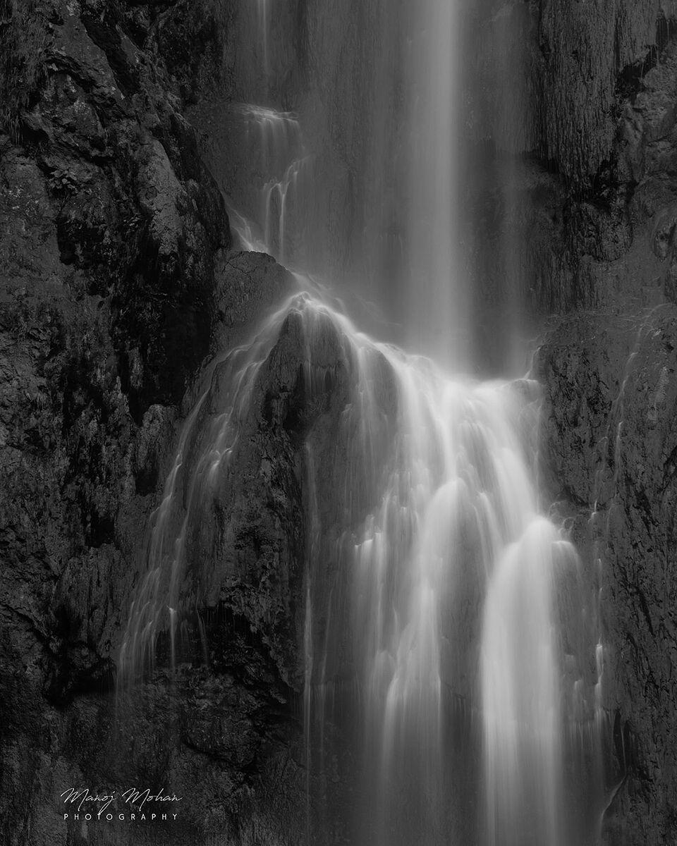 Plitvice falls mono