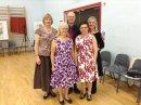 Angela, Ron, Shauna, Marion & Sue at Helensburgh  April 2015