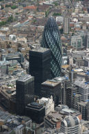 The Gherkin. City of London (UK)