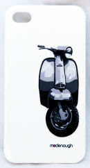 lAMBRETTA PAINT PHONE CASE