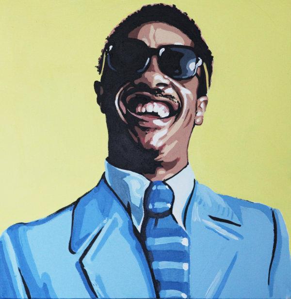 Stevie smile