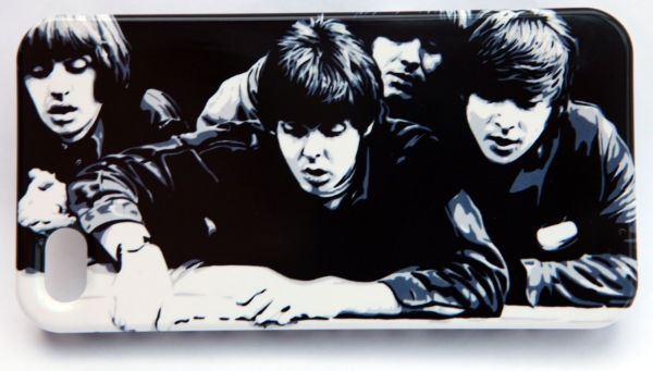 THE BEATLES - LOOKING - PHONE CASE