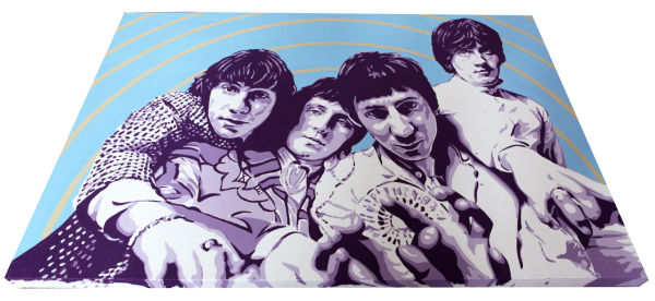 THE WHO GATHER.
