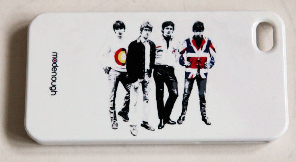 THE WHO PHONE CASE.