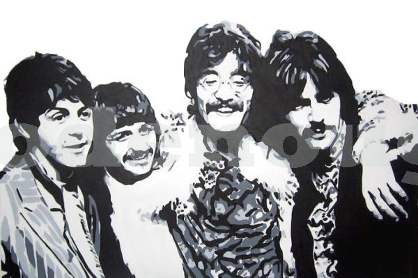 THE BEATLES - 'COME TOGETHER'.