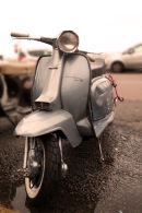 BLUE TV175 LAMBRETTA
