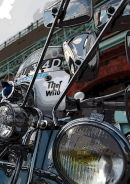 BRIGHTON 'THE WHO' LAMBRETTA. 2