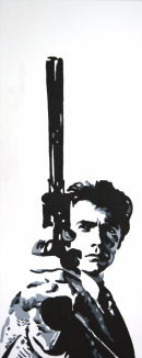 DIRTY HARRY 2 - CLINT EASTWOOD.