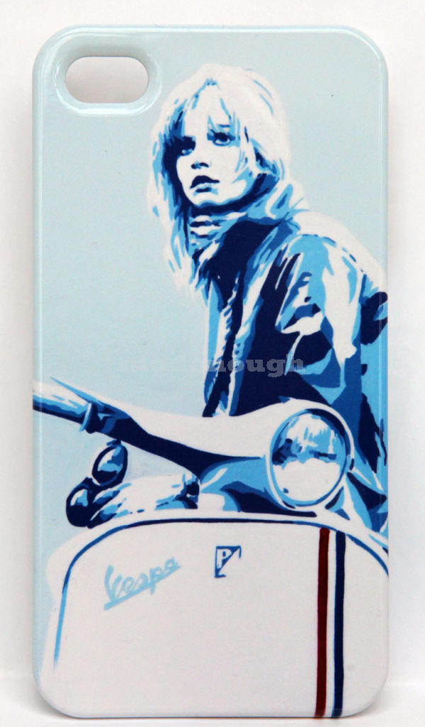 SCOOTER GIRL 2 PHONE CASE