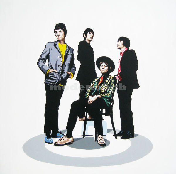 SMALL FACES TARGET.
