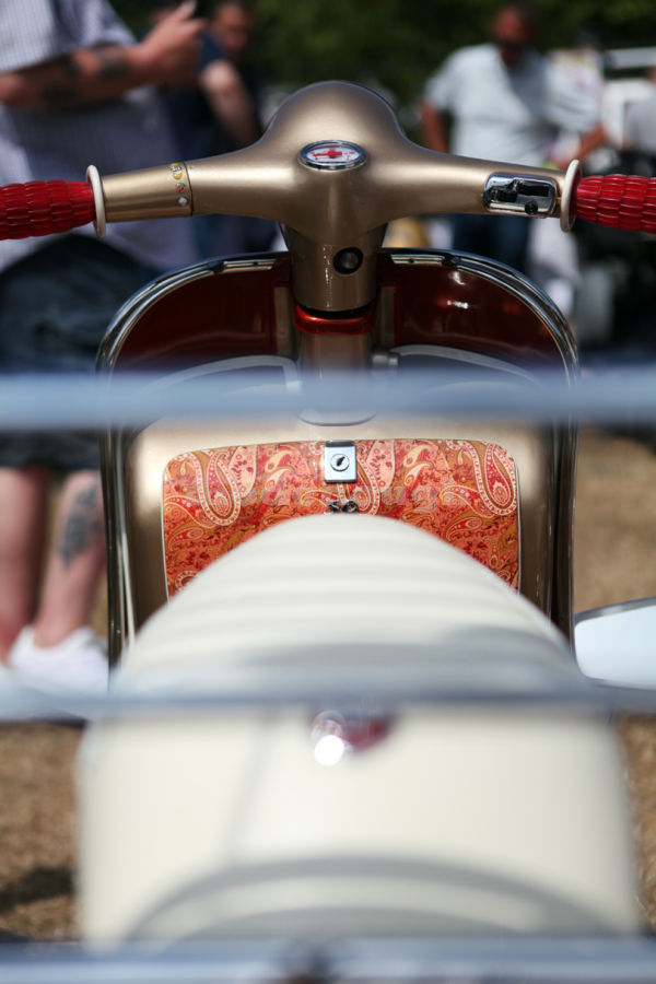 PAISLEY SCOOTER.