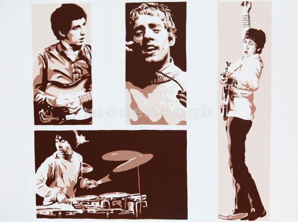 THE WHO - MIX.